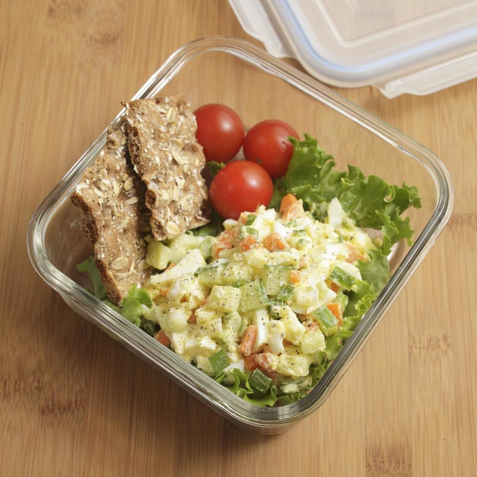 Healthy Egg Salad-5 Easy Recipes - How to make Egg Salad