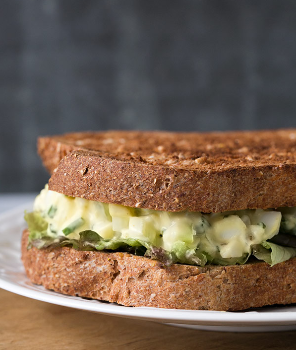 Seven Yummy Egg Salad Sandwich Recipes