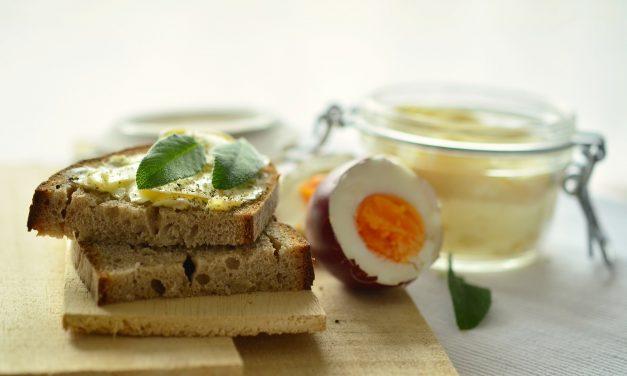 Easy Hard Boiled Egg Sandwich Recipes