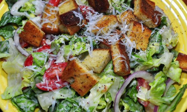 How to make Green Salad- Vegetable Salad Recipes