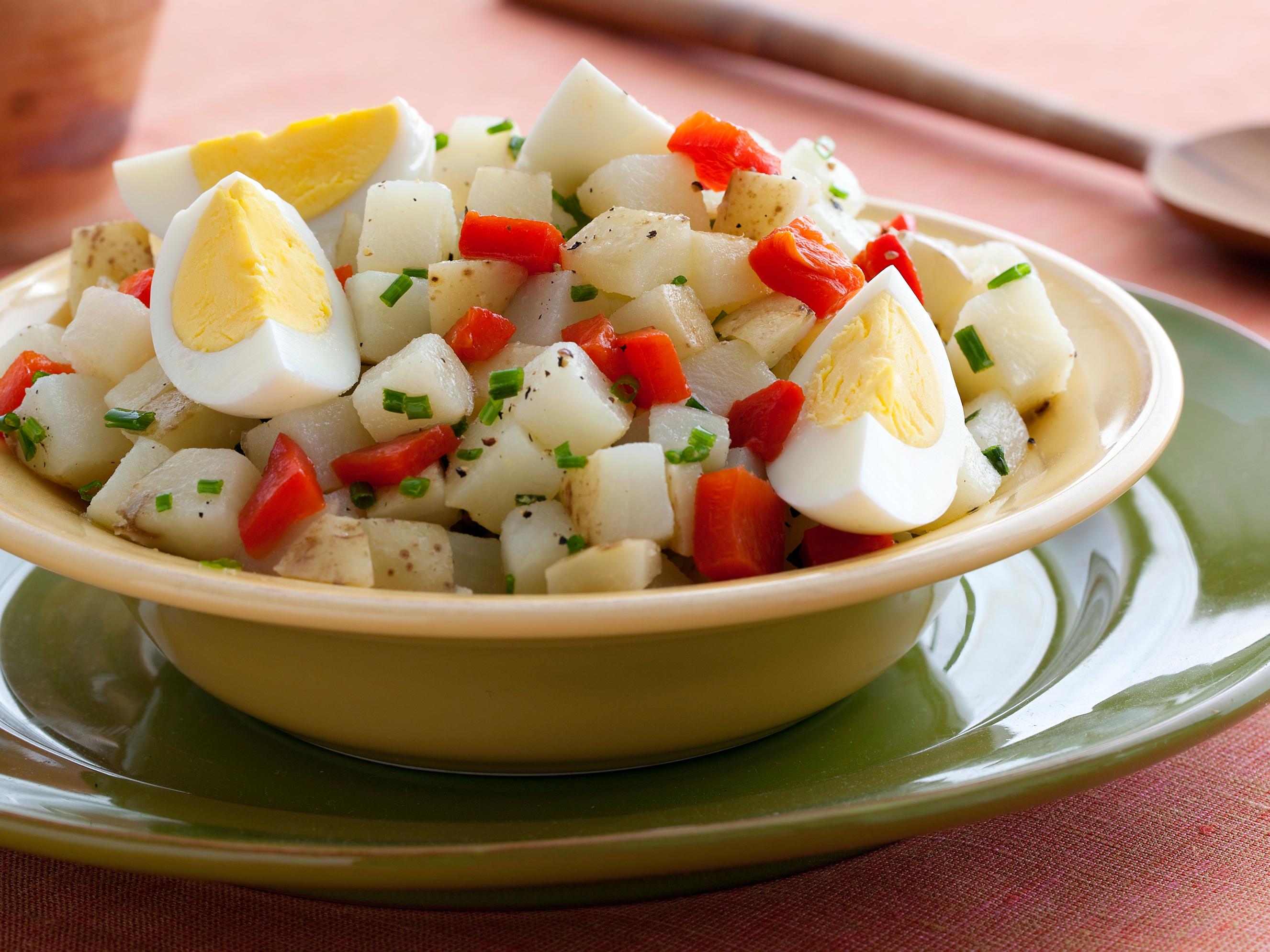 Chicken Egg Salad- Five Easy Recipes