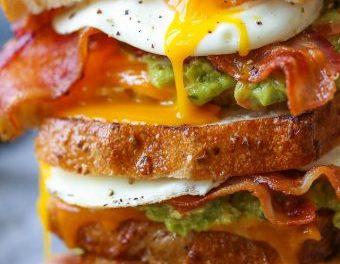 Four Delicious Fried Egg Sandwich Recipes