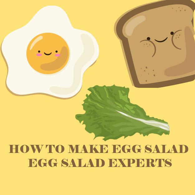 How to make Egg Salad
