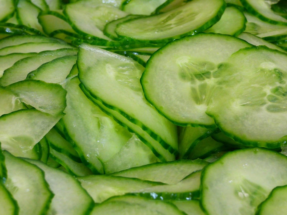 Cucumber Green Salad Recipe